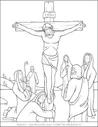Jesus Being Baptized Coloring Page Getting Baptized Coloring Page