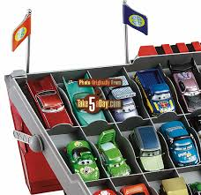 Disney Cars Fan Stand Display Case Mattel Disney Pixar Diecast CARS 100 Fan Stand Display Case Update 26