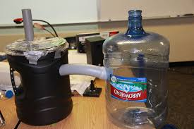 homemade water filter bottle. Picture Of DIY: Water Purifier Homemade Filter Bottle H