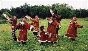 народы севера Традиционный обряд одного из народов Севера