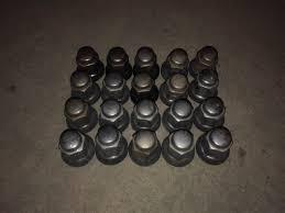 <b>Комплект штатных</b> колесных гаек Honda - Гайки, <b>секретки</b> ...