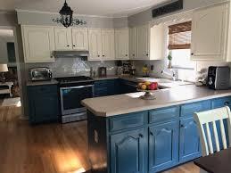 chalk painting kitchen cabinetsThe 25 best Chalk paint kitchen cabinets ideas on Pinterest