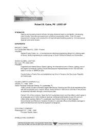 Free Professional Resume Templates Resume Template In Spanish Free Professional Resume Templates 8