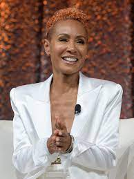 Jada Pinkett Smith Shaved Her Hair Off ...