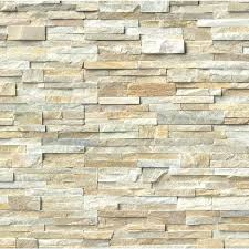 stone wall tile ms international golden honey ledger panel 6 in natural wall tile at the