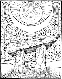 Dolman From The Coloring Book Equinox