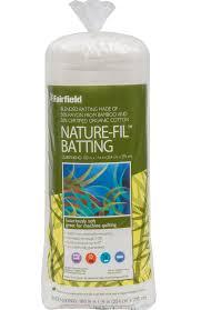 Nature-Fil™ Blend Quilt Batting,50% Organic Cotton/50% Rayon from ... & Fairfield Nature-Fil Batting 100\u0022x116\u0022 Adamdwight.com