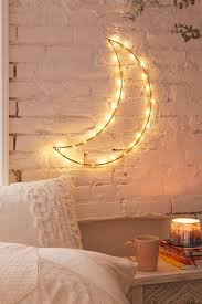 Lighting in room Diy Geo Moon Light Sculpture Urban Outfitters Neon Lights Table Lamps Cinema Boxes Urban Outfitters