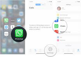 Turn on icloud drive to save whatsapp conversations on iphone (alternative solution). How To Back Up Your Messages And Media From Whatsapp On Iphone Imore