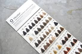 Organic Hair Color Brand Guide Oway Simply Organic Beauty