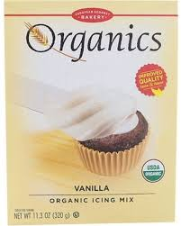 Special Prices On European Gourmet Bakery Organic Icing Mix Vanilla