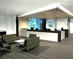 Modern office flooring Concrete Office Flooring Ideas Office Reception Area Ideas Chic Composite Flooring Ideas For Modern Office Reception Area Construction Review Online Office Flooring Ideas Tall Dining Room Table Thelaunchlabco