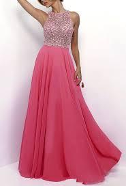 Die besten 25+ Lange rosa kleider Ideen auf Pinterest | Rosa kleid ...
