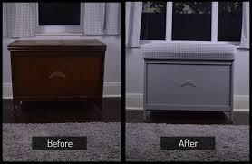 renovate furniture. Furniture Renovation - Upcycling An Ottoman Renovate L