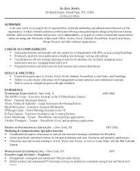 Legal Resume Simple Sample Law Resume Example Legal Resume Legal Administrative Resume