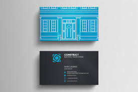 Architect Business Card Template Business Card Templates