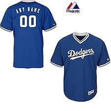 Majestic Dodgers Dodgers Authentic Majestic Jersey