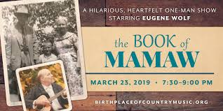 Book of Mamaw - Bluegrass Today