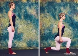 one more simple and effective exercise for legs is regular lunges do 10 reps