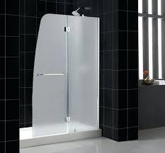 glass tub enclosures frameless showers aqua tub door frosted glass bathtub door frosted glass shower enclosures