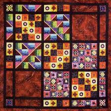 Cayley Tables and Quilts - The National Curve Bank: A Math Archive & Fisher's second quilt Adamdwight.com