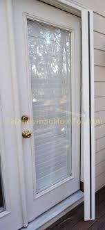 Front Doors : Front Door Frame Repair Exterior Door Jamb Repair ...