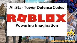 That way you can identify characters based on that. Find All Star Tower Defense Codes Latest And Updated List 2020 Dlminecraft Download And Guide Into Minecraft Mods