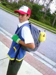 picture of ash ketchum pokemon costume