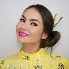 makeup ideas china doll makeup anese eyes no makeup sculpted eyes and brows with