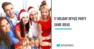 Holiday Office Party Game Heizanstrich Info