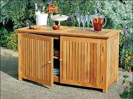 surprising outdoor furniture storage cabinets photo of patio storage cabinet outdoor storage cabinet patio serving station