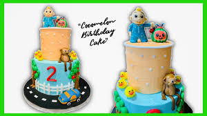 Find images of birthday cake. Cocomelon Birthday Cake Compilation Youtube