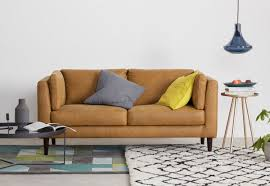 10 best contemporary leather sofas for