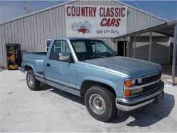 All Chevy c1500 chevy : 1989 Chevy C1500 for Sale | ClassicCars.com | CC-938743