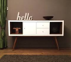 ... Ikea Expedit Tv Stand En A Storage Unit: Full Size