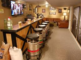 Basement ideas man cave Designs Man Caves Diy Network Man Caves Pool Tables And Bars Man Caves Diy