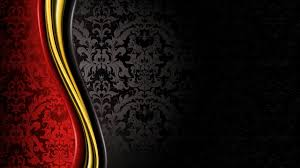 Luxury Royal Grand Black Gold Red Abstract Wallpapers