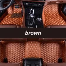 <b>HeXinYan Custom Car Floor</b> Mats for Suzuki S Cross vitara liana ...