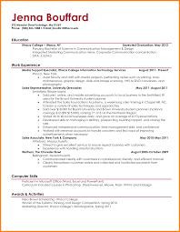 Resume Examples For College Freshmen 24 College Freshman Resume Sample Graphicresume 9