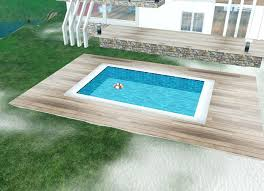 Square Pools How Deep Should A Pool Be 100 Square Football Pools