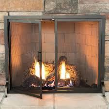 custom fireplace screens woodlanddirectcom fireplace screens custom fireplace doors decorative fire screens bronze fireplace screen with