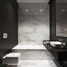 Modern Marble Bathroom M Townhouse By Igor Sirotov Architect Bathroom Marble