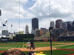 Breakdown Of The Pnc Park Seating Chart From This Seat
