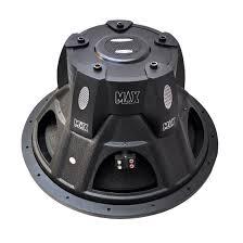 maxpd max pro watt small enclosure dual  maxp154d on the road vehicle subwoofers max pro 15