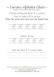 How To Right A Letter Gorgeous Capital Cursive R Cursive Letter R Cursive Capital In English