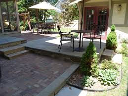 Small Picture Simple brick patio designs