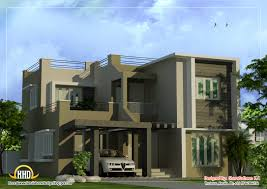 Modern Duplex House Plans Home Design Sq With Gorgeous Front
