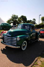 1950 Chevrolet 3100 Pickup at the Dominic's of New York 100