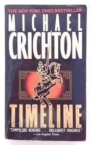 best timeline michael crichton ideas michael timeline by michael crichton 1999 paperback first ballantine edition