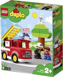 Lego Duplo Light And Sound Fire Truck 10901 Lego Duplo Fire Truck Conrad Com
